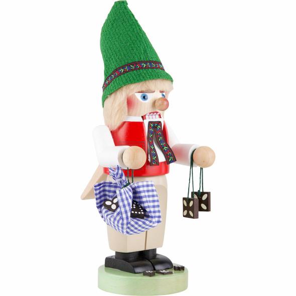 "Steinbach Chubby Hensel Handmade in Germany Nutcracker for Christmas, 13"""