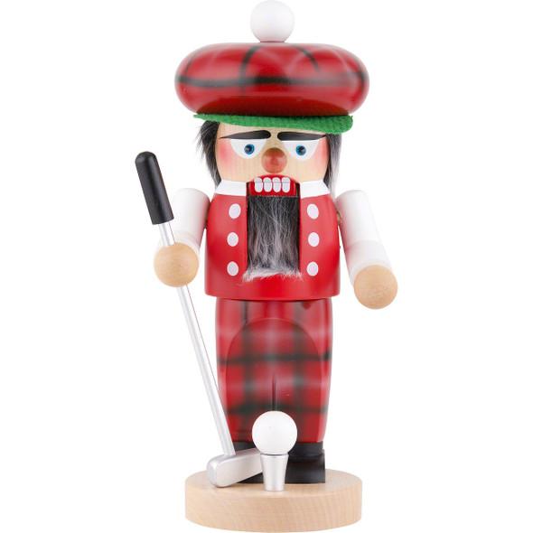 """Steinbach Chubby Golfer Nutcracker, 11.5"""""""