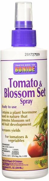 Bonide (#543) Tomato & Blossom Set Spray, Ready to Use, 8 oz