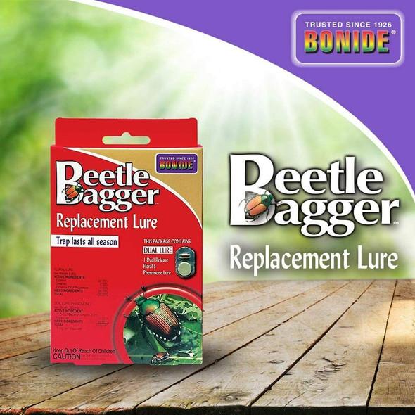 Bonide Beetle Bagger Japanese Beetle Trap Replacement Lures (For Japanese Beetle Traps)