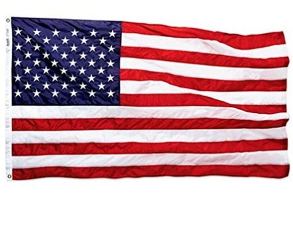 Annin 001124R 3x5 Cotton American USA Flag