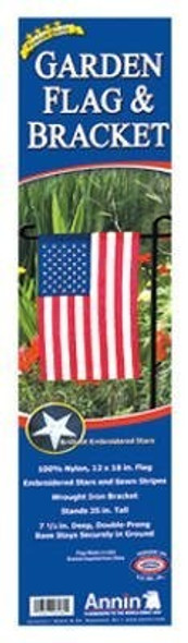 "12""x18"" US GDN Flag Kit"