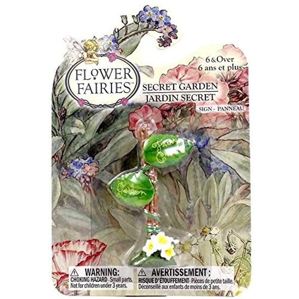 Flower Fairies Secret Garden (#FF1012) Sign