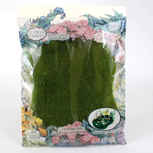 Flower Fairies Secret Garden (#FF1028) Landscape Moss