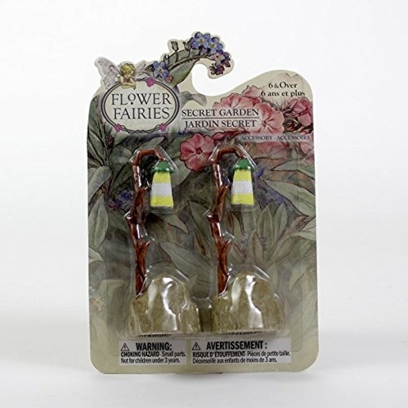 Flower Fairies Secret Garden (#FF1033) Lanterns (Package of 2)