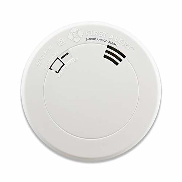 First Alert BRK PRC710V Talking Smoke/Carbon Monoxide Alarm