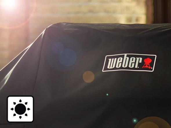 Weber (#7130) Grill Cover For Weber Genesis II & Genesis 300 Series Gas Grills