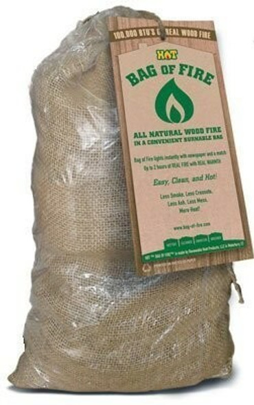 Renewable Heat Products Hot Bag of Fire