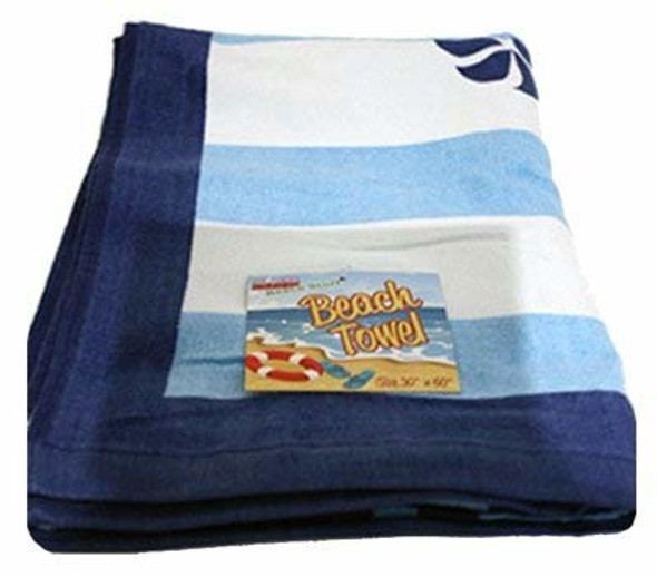 30x60 Beach Towels, Assorted Patterns