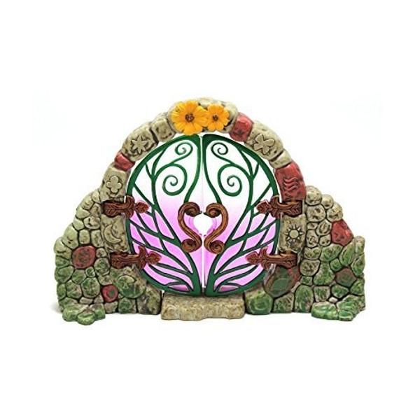 Flower Fairies Secret Garden (#FF1015) Large Accessories Fairy Door