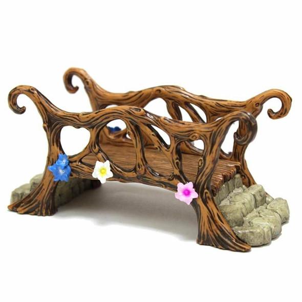 Flower Fairies Secret Garden (#FF1017) Fairy Bridge