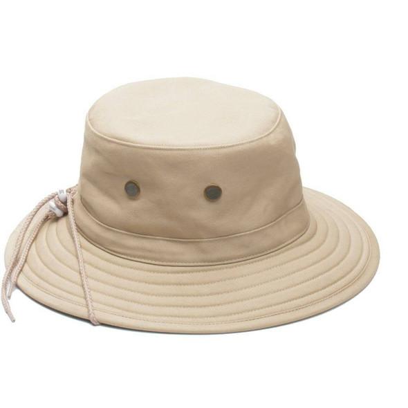 Sloggers Women's Classic Cotton Hat Stone