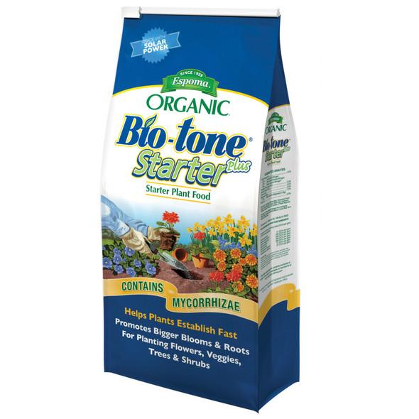 Espoma 4lb Bio Tone Starter Plus w/ Mycorrhizae