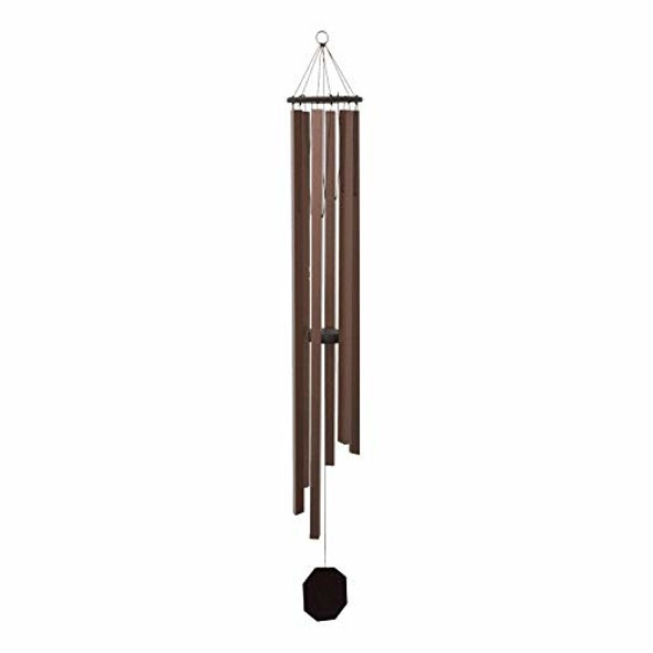 """84"""" Music of The Universe Wind Chime - Amish Handcrafted Country Chime"""