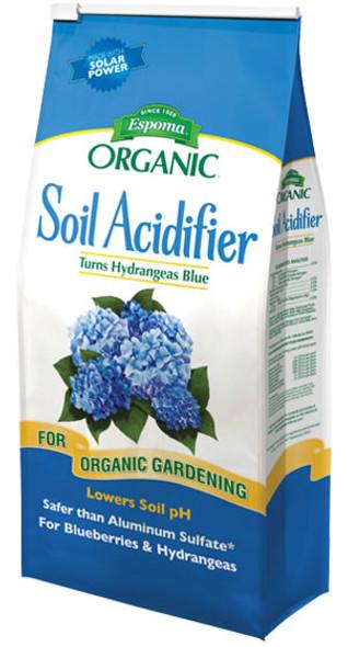 Espoma Organic Soil Acidifier Plant Food, 6 Lb