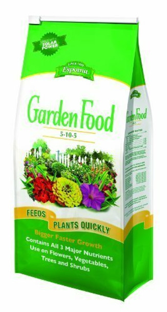 Espoma GF5105/6 General Purpose Plant Food, 5-10-5, 6.75-Lb.