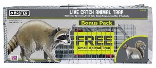 Woodstream 1079MRFL MR Large Live Animal Cage