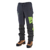 Contrast Zero chainsaw pants Side