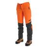 Clogger Hi-Vis Orange Zero Women's Chainsaw Pant - Side2
