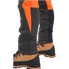 Hi-Vis Orange Zero Men's Chainsaw Pant - Lower back