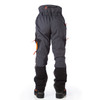 Clogger Women's Ascend Chainsaw Trousers - Back