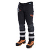 Arcmax Premium Arc Rated Fire Resistant Women's Chainsaw Pants Front Right View