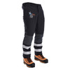 Arcmax Premium Arc Rated Fire Resistant Women's Chainsaw Pants Front Left View