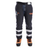 Arcmax Gen3 Arc Rated Fire Resistant Chainsaw Chaps Front View
