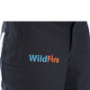 Wildfire Wildland firefighting FR Chainsaw Pants Logo view