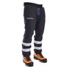 Wildfire Arc Rated Fire Resistant Chainsaw Chaps Left Front View