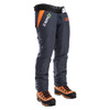 Clogger Zero Chainsaw Chaps calf protection  side view