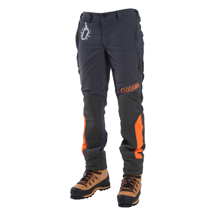 Contrast Spider Men's Tree Climbing Pants Front angle View