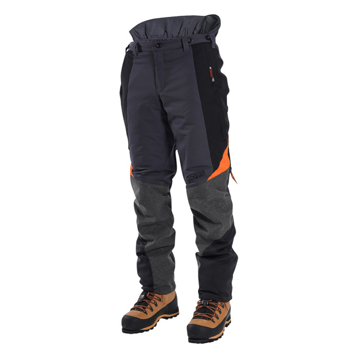 Ascend Chainsaw Pants Left Side