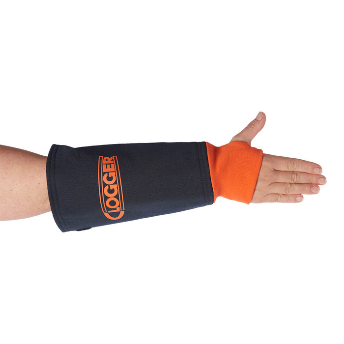 Arcmax FR Arm protector - front view model