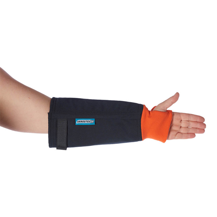 Arcmax FR Arm protector - back view model