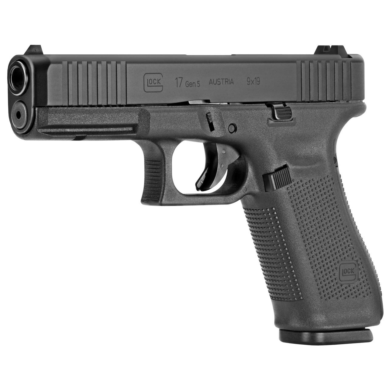 Glock G17 Gen5 FS x3 17RD
