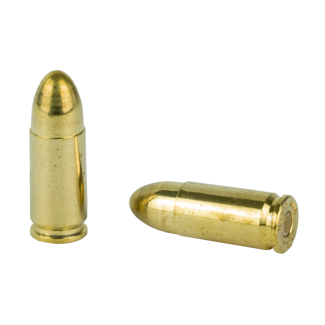9mm 115gr FMJ
