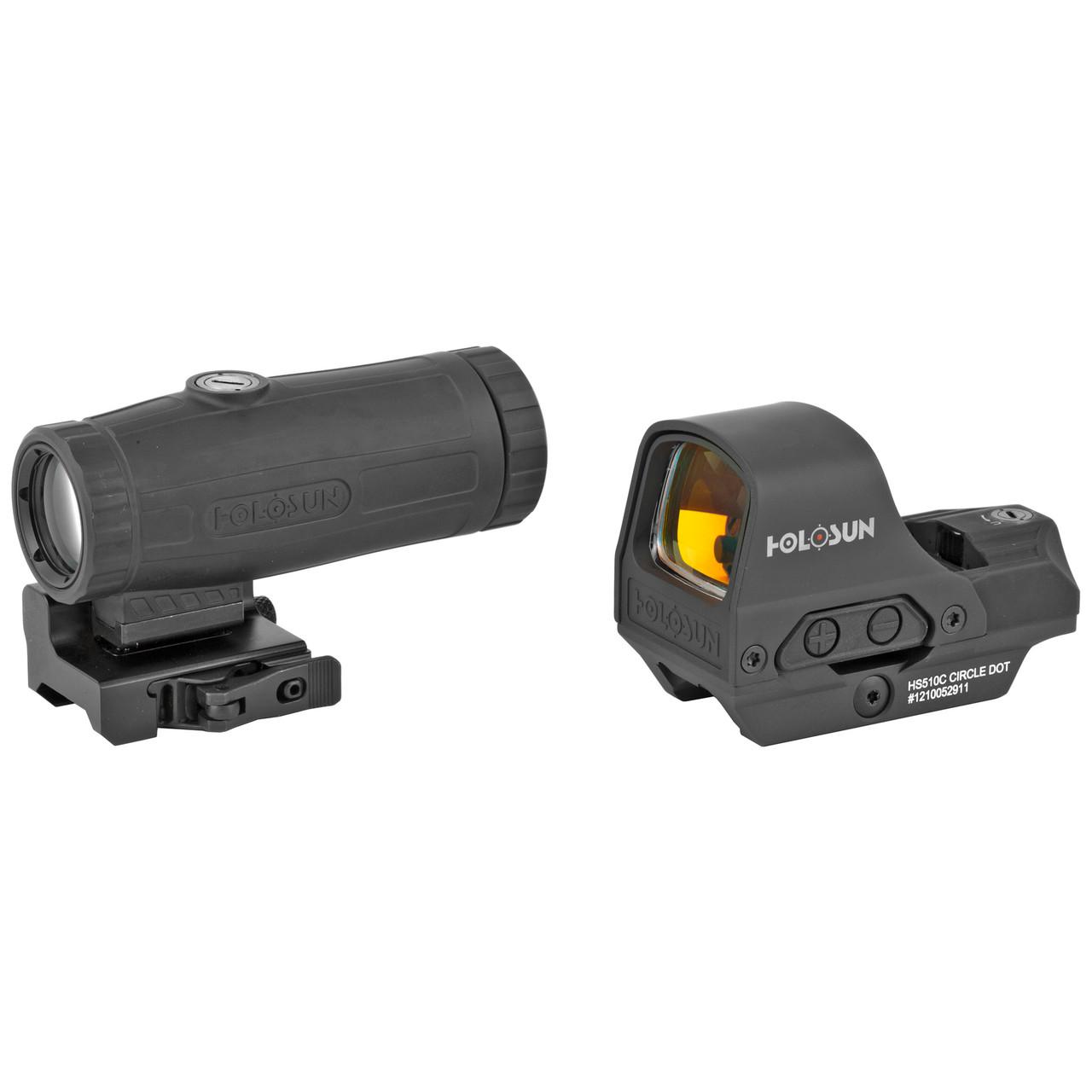 HOLOSUN 510C w/Magnifier COMBO