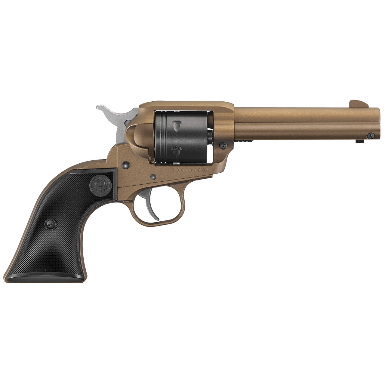"Ruger 'Wrangle"" .22lr Single Action Revolver Burnt Bronze"