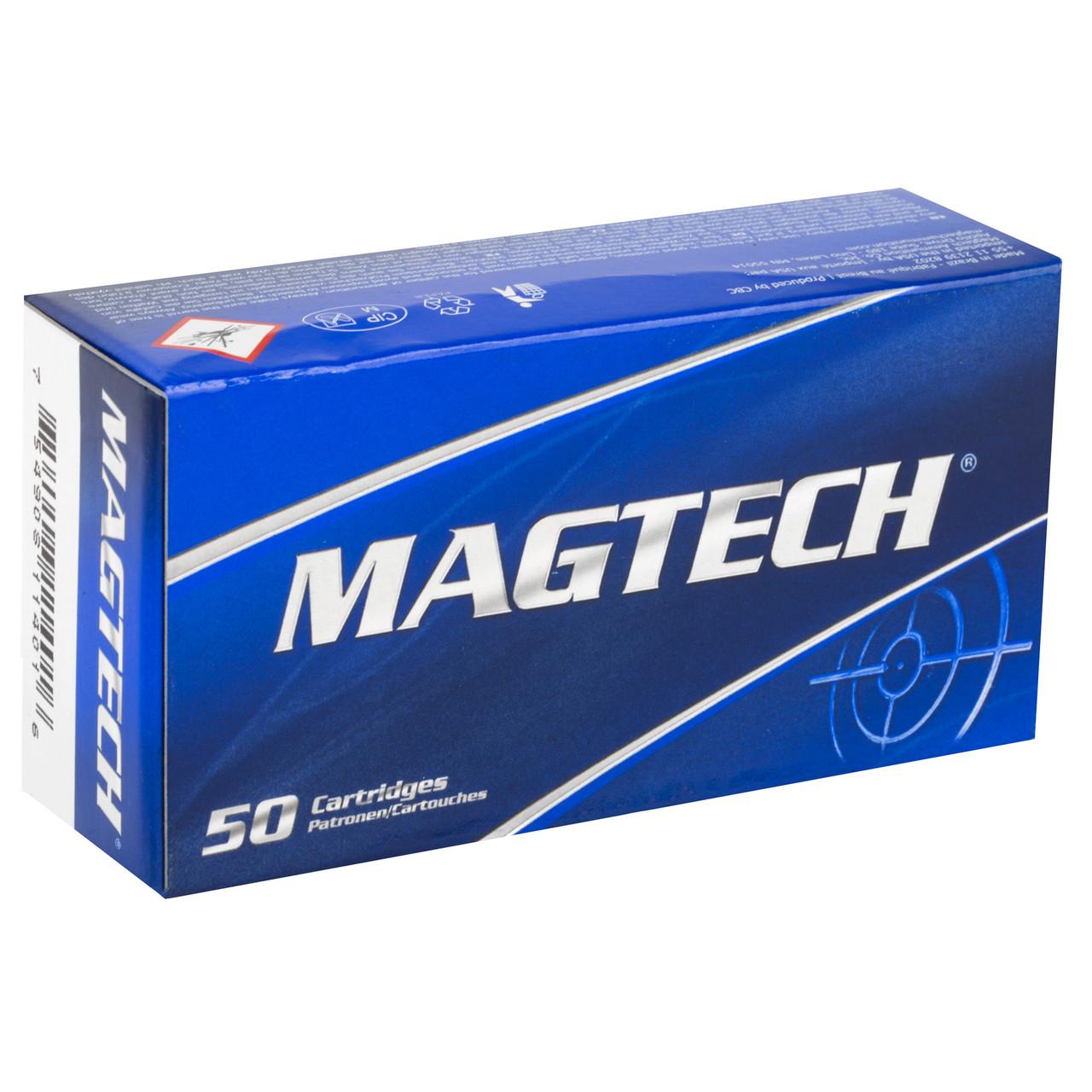 Magtech 115gr 9mm FMJ