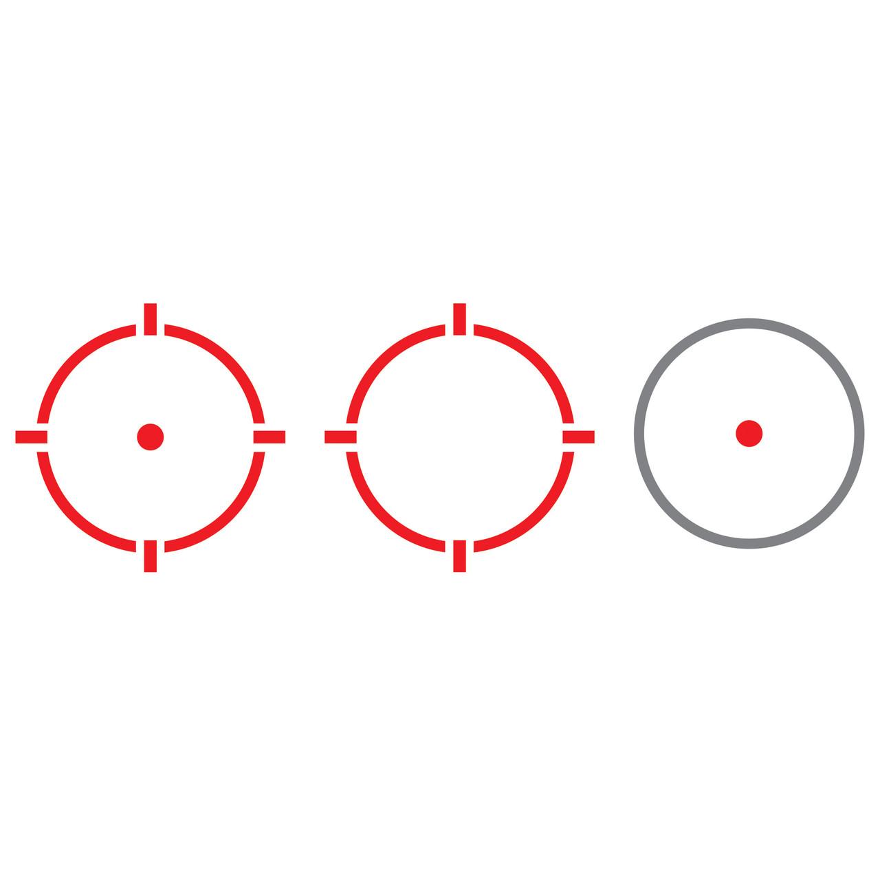 Holosun HS512C Enclosed Reflex RED DOT
