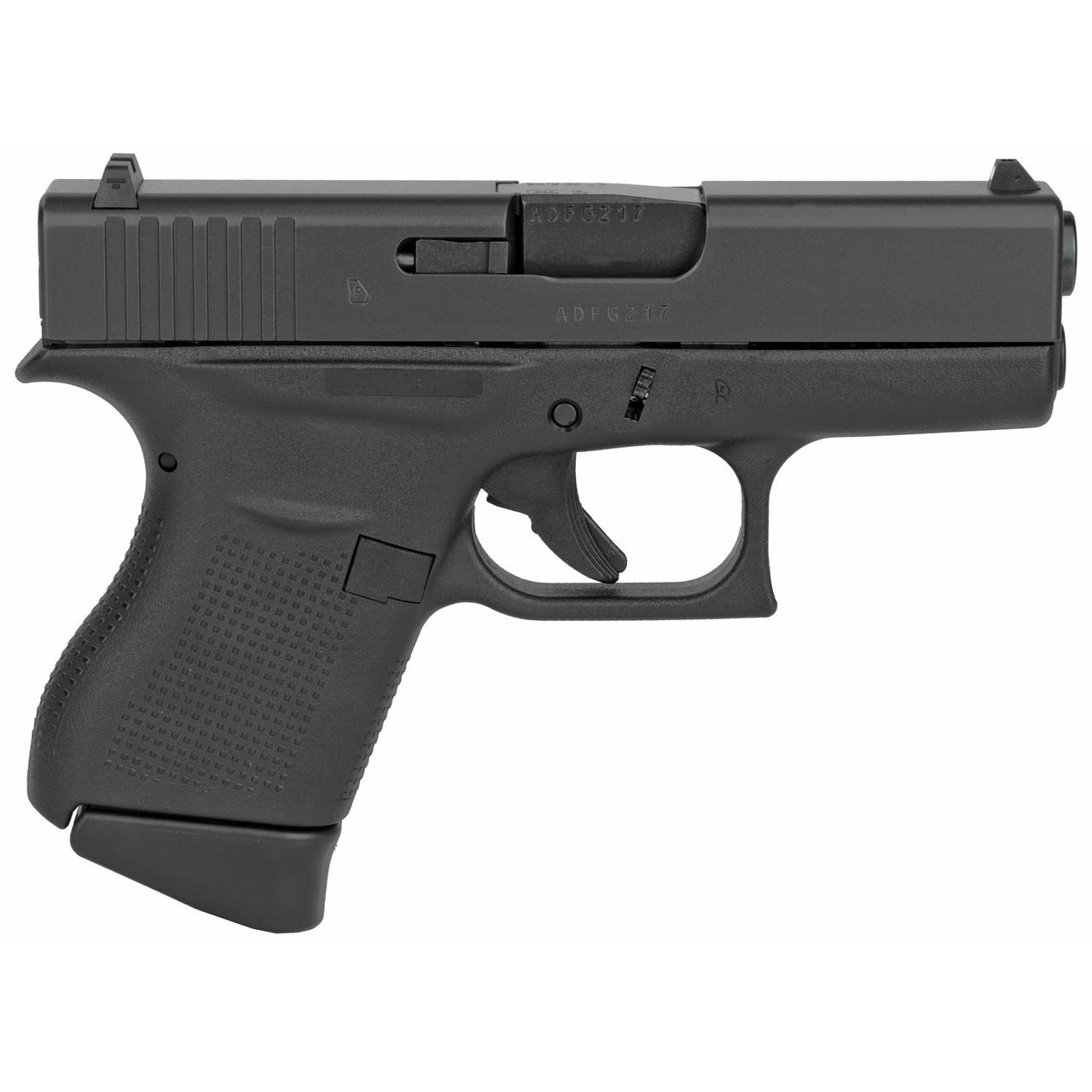 Glock G43 BLACK X2 6RD