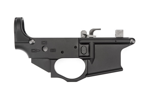 Spikes Tactical Colt Style 9mm Lower Receiver