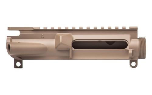 AR15 Stripped Upper Receiver  FDE