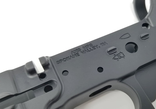 AXIS MFG Stripped Lower Receiver