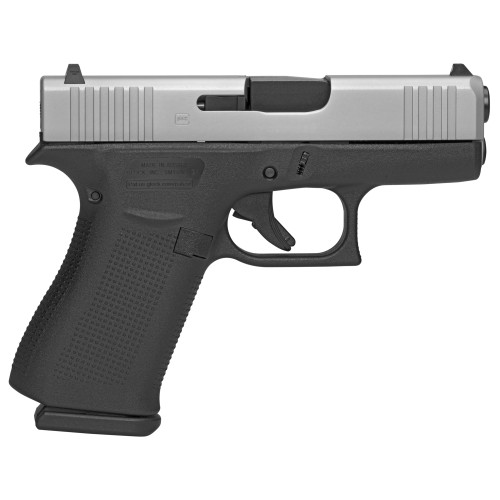 Glock G43X FS SILVER X2 10RD