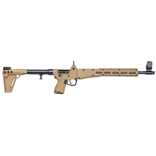 Kel-Tec Sub2K 9mm Glock Mag G17 Tan