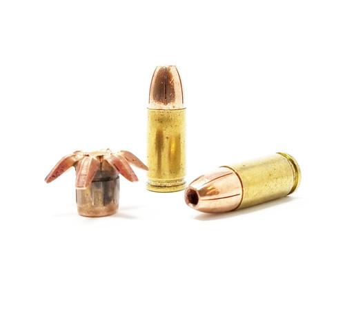 AXIS MFG P-REX 124gr 9mm Defensive Ammo