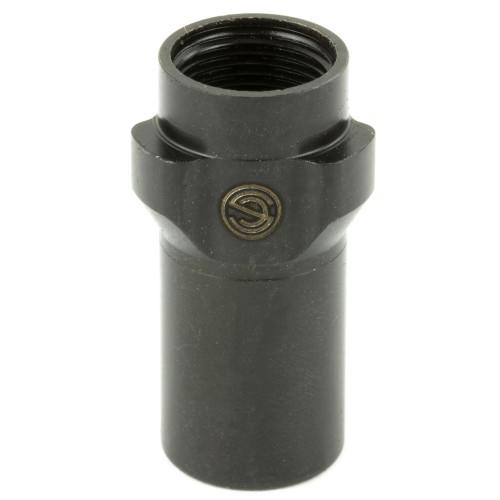 SilencerCo 3 lug Muzzle Device 1/2-28
