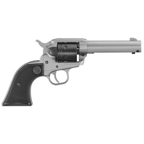 "Ruger 'Wrangle"" .22lr Single Action Revolver Silver"